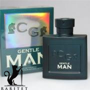 Туалетная вода CHR. GAUTIER GENTLE MAN  edt (M) + виалка  Аналог Hugo Boss Hugo (green) 100 мл.