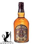 Комплект Виски  Chivas Regal 12 лет 0,05л. 40% *10 шт