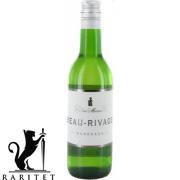 Вино B.Manoux. Бо Риваж, белое 0,2 л.5