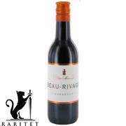 Вино B.Manoux. Бо Риваж, красное 0,2 л.5