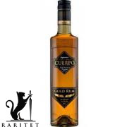 Ром Cuerpo Gold Rum, 0,7 л.