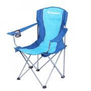 "Кресло складное KingCamp ""Arms Chairin Steel"" (KC3818) Blue"