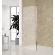 Душевые двери Боковая стенка 80*185 см, для комплектации с дверьми 599-153