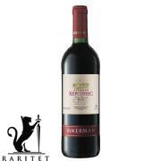 Вино Инкерман Древний Херсонес красное полусладкое  0,7 л.