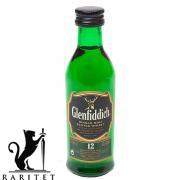Виски Glenfiddich 12 лет 0,05 л.
