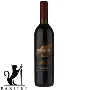 Вино Багратиони красное в полусладкое 0,7 л.
