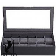 Шкатулка для часов WOLF Stackables 12 pc Watch Tray 309803