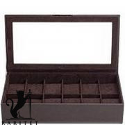Шкатулка для часов WOLF Stackables 12 pc Watch Tray 309806