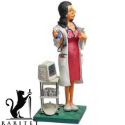 Статуэтка скульптора Guillermo Forchino Доктор 23 см
