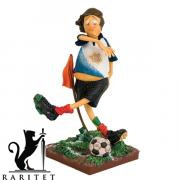 Статуэтка скульптора Guillermo Forchino Футболист  39 см