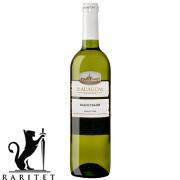 Вино Бадагони Вазисубани белое сухое 0,7 л.