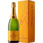 Шампанское Veuve Clicquot Ponsandin «Brut» (в кор., сухое белое) 1,5 л