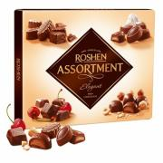 Конфеты Roshen Assortment elegant молочный шоколад 145г