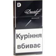 Сигареты Davidoff Reshape в пачке черного цвета*10 пачек