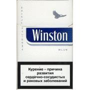 Сигареты Winston Blue*10 пачек