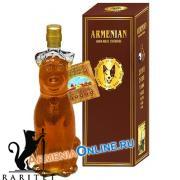 Коньяк Армении Собака 5 звезд 0,5 40%