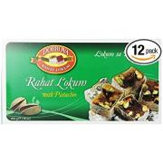 Рахат-Лукум Turkish Delight With Hazelnut с фундуком 350г (Турция, TM USAS)