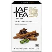 Чай со специями Spiced Chai 20пак*2г (Шри-Ланка,Цейлон,ТМ Jafferjee Brothers)