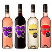 Вино Very с соком черной смородины Very Cassis роз. п/сл 0,75л 10% (Франция, Castel,ТМ Very)