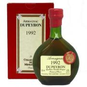 Armagnac Dupeyron millesime 1992 0,5л 40% кор (Франция,Armagnac,ТМ Ryst-Dupeyron)