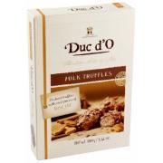 Трюфель Duc d'O Flaked молочный с бисквитом 100г (Бельгия, ТМ Duc d'O)