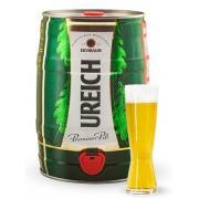 Пиво светлое Ureich Premium Pils 5л 4,8% ж/б (Германия, ТМ Ureich)