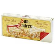 Нуга San Andres с арахисом 150г (Испания, ТМ San Andres)