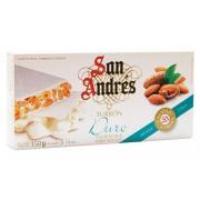 Туррон San Andres creamy с миндалем 150г (Испания, ТМ San Andres)