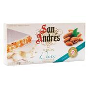 Туррон San Andres с марципаном и фруктами 200г (Испания, ТМ San Andres)