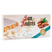 Туррон San Andres с молочным шоколадом и миндалем 200г (Испания, ТМ San Andres)