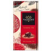 Шоколад Vanini 70% темный 100г (Италия, ТМ Vanini)