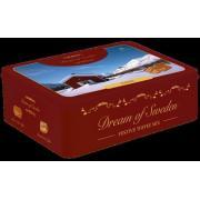 Печенье имбирное Dream of Sweden Ginger Cookies Christmas 200г ж/б (Швеция, ТМ Dream of Sweden)