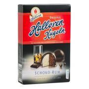 Конфеты Halloren Kugeln Schoko Rum 125г (Германия, ТМ Halloren)
