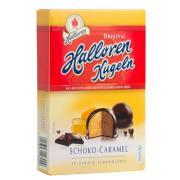 Конфеты Halloren Kugeln Schoko Caramel 125г (Германия, ТМ Halloren)