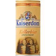Пиво Leikeim светлое Kellerbier 0,5л 4.9% ж/б (Германия, ТМ Leikeim)