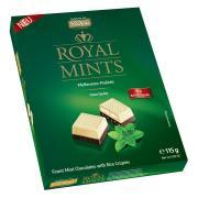 Конфеты шоколадные с мятой Bohme Peppermint 100г (Германия, ТМ Bohme)