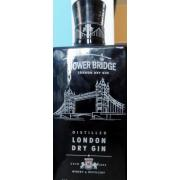Джин Tower Bridge London black 0,35л 40% (ТМ Tower Bridge)
