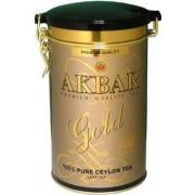 Чай черный Akbar Gold 100г ж/б (Шри Ланка, Цейлон, ТМ Akbar)