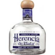 Текила Herencia de Plata 100% agave Silver 0,05л 38% (Мексика, ТМ Herencia de Plata)