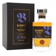 Виски Bladnoch Single Malt Talia 27 лет 0,7л 43% (Шотландия, Спейсайд,ТМ Bladnoch)