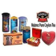 Чай черный  Mabroc Dimbula BOP 90г ж/б (Шри Ланка, ТМ Mabroc)