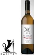 Вино Франции Chateau Moulin Chardonnay, Шато Мулин Шардоне сухое