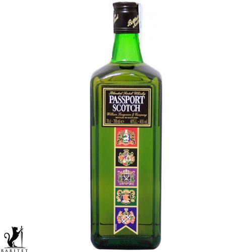 Виски Passport Scotch 0,5л. 40%