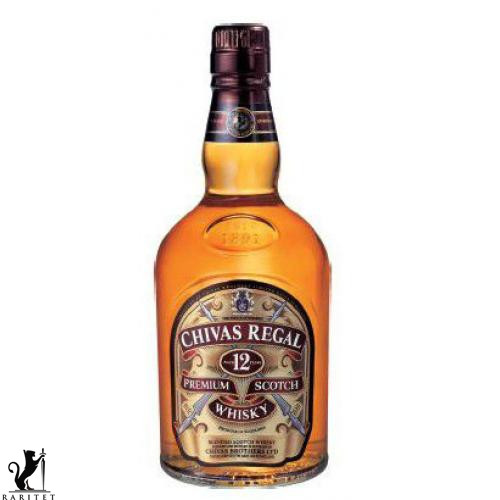 Виски  Chivas Regal 12 лет 0,05л. 40%