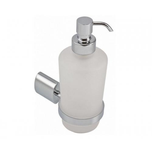 Дозатор для мылаFERRO Metalia, хром