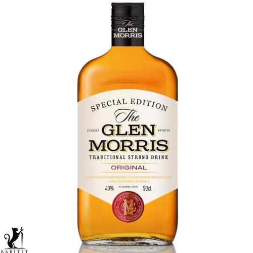 "Напиток  The Glen Morris""Whiskye 0,5 л."