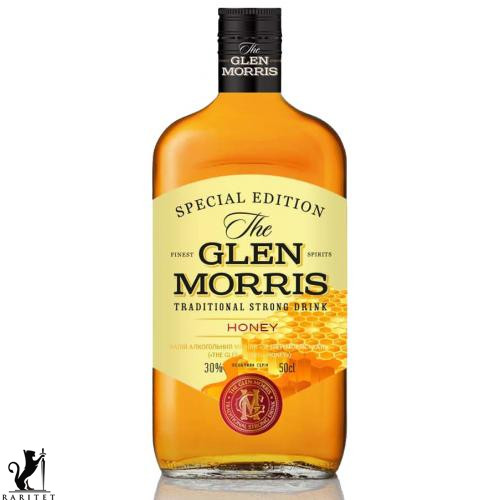 Напиток The Glen Morris Whiskye Honey 0,5 л.