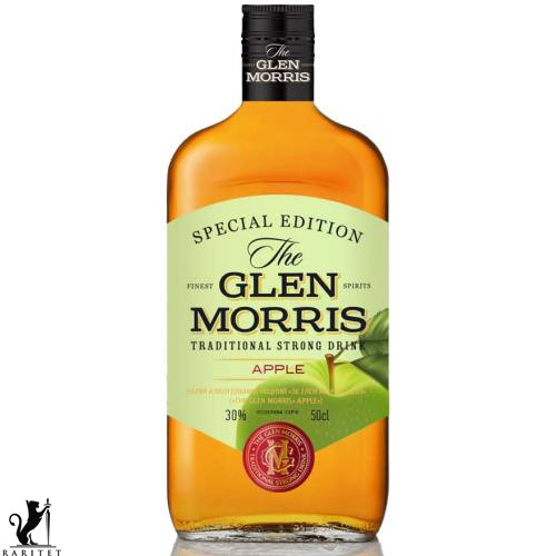 Напиток The Glen Morris Whiskye Apple 0,5 л.