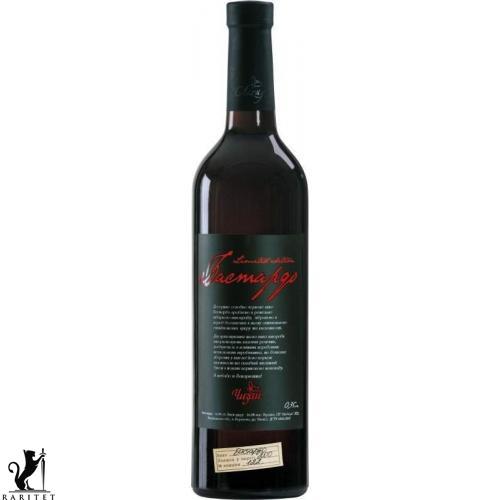 Вино Limited ТМ Чизай Бастардо дес.красное 0,75