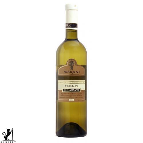 Белое вино марани